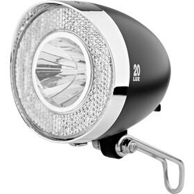 XLC LED Retro Cykellygter, sort